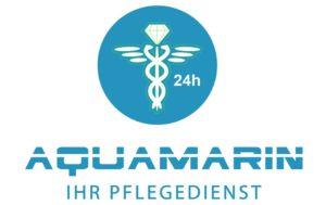 Logo von Aquamarin Pflege GmbH